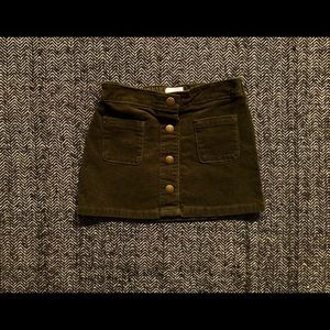 Old Navy corduroy skirt size 3T